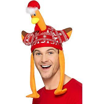 Turkiet Hat jul hatt Carnival tillbehör Turkiet hatt