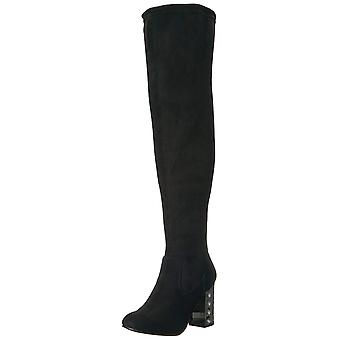 Carlos by Carlos Santana Women's Quantum WC Fashion Boot, Black, 5.5 M M US