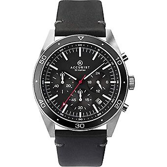 Seiko Mäns silikon Quartz Analog armbandsur 7273