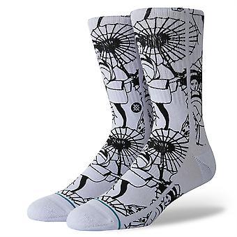 جوارب رجالي نمط الحياة موقف ~ كيمونو (حجم L)