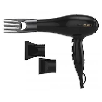 Wahl ZX962 PowerPik 3000 1800 Watt 3 Heat 2 Speed Setting Turbo Afro Hair dryer