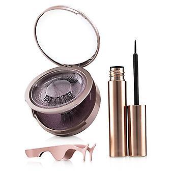 Shibella Cosmetics Magnetic Eyeliner & Eyelash Kit - # Freedom - 3pcs