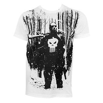 Punisher Blizzard t-paita