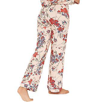 Lingadore 4431-225 femei ' s floare de putere multicoloured floral Pyjama pant