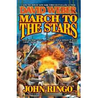 March to the Stars by David Weber - John Ringo - 9780743488181 Book