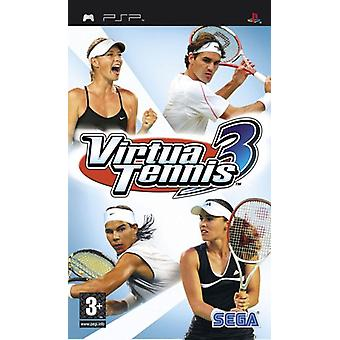 Virtua Tennis 3 (PSP) - New