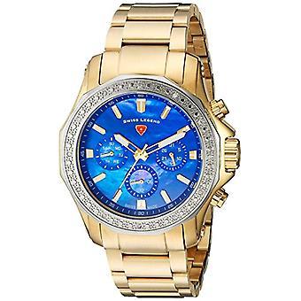 SWISS LEGEND Horloge Femme Réf. 16201SM-YG-33-SB