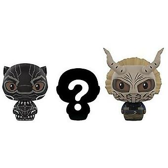 Black Panther Pint Size Heroes 3 Pk