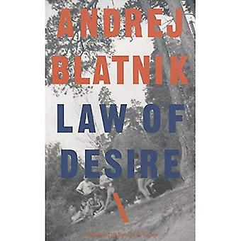 Law of Desire: Stories (Slovenian Literature Series)