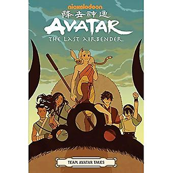 Avatar: de laatste Airbender-team avatar Tales