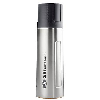 GSI Outdoors Brushed Glacier Stainless Vacuum Bottle 1L