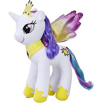 Mijn Little Pony Princess celestia Unicorn grote Knuffeldier knuffel 36cm