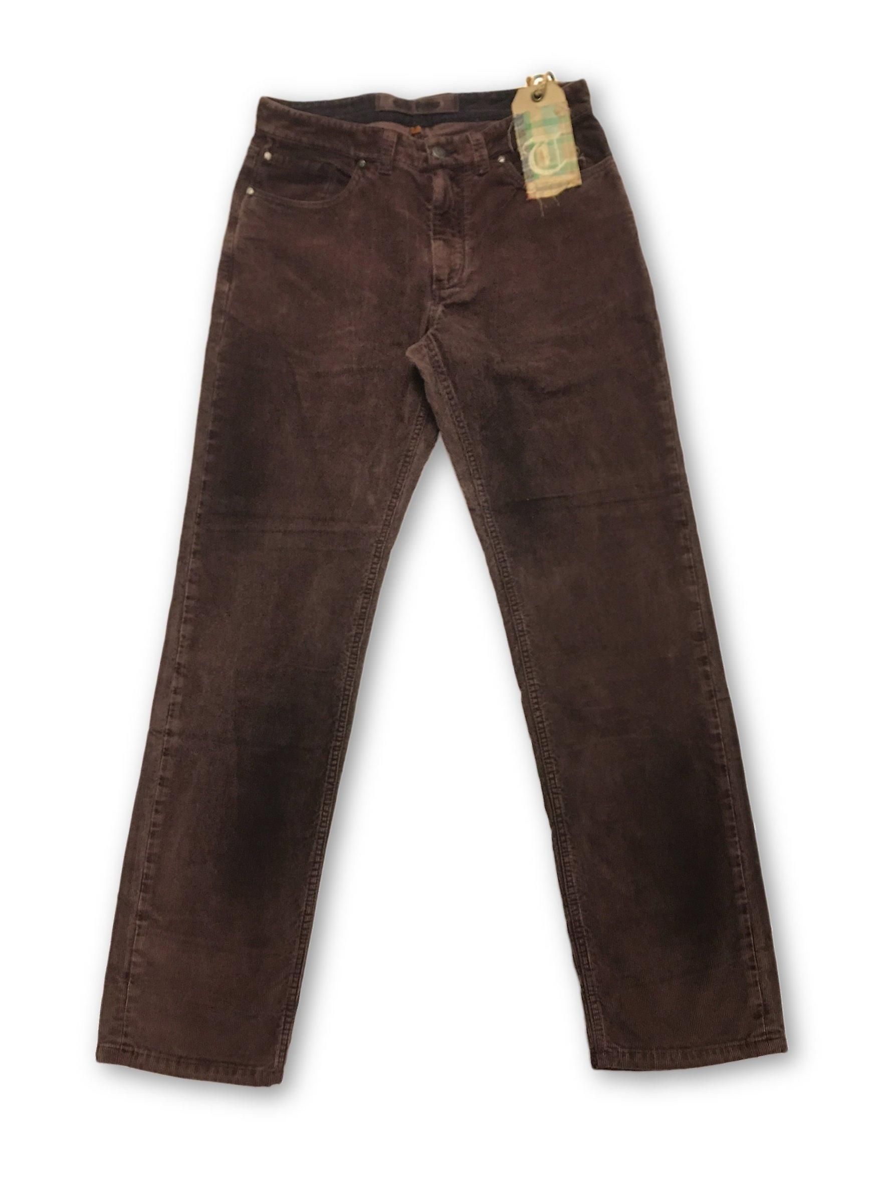 Tailor Vintage cord jeans in brown