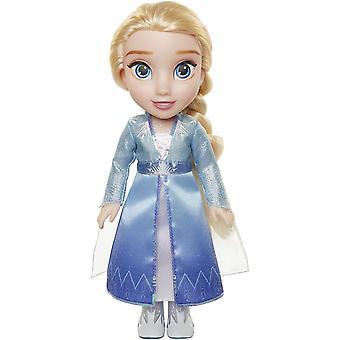 Frozen 2 Adventure Doll: Elsa