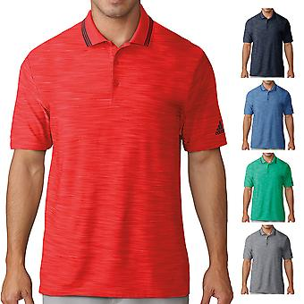 adidas Golf Herren Ultimate365 Strukturiertes Polo Shirt