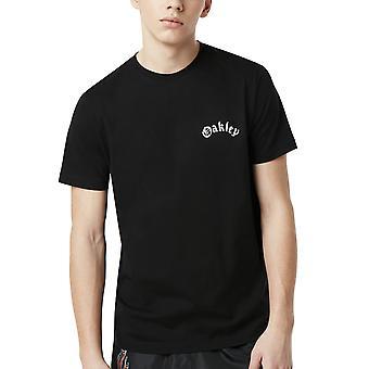 Oakley Herren Golf Ball Kurzarm TNP Baumwolle T-Shirt