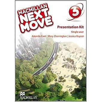 Macmillan Next Move Level 3 Presentation kit by Amanda Cant & Mary Charrington
