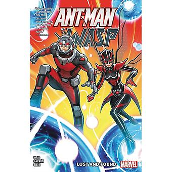 Antman And The Wasp Lost And Found by Mark Waid