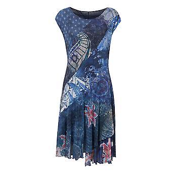 Desigual Women's Osages Flattering Floaty Dress