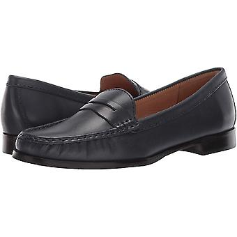 Driver Club USA Women-apos;s Genuine Leather Made in Brazil Greenwich Loafer (en)
