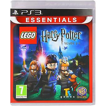 LEGO Harry Potter Years 1-4 PS3 Game - Essentials Edition
