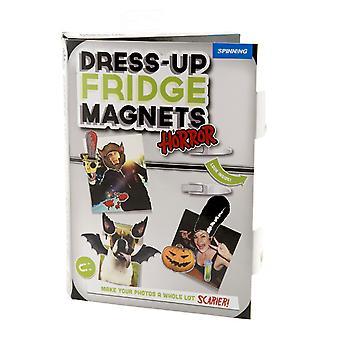 Skumle Horror Dress kjøleskap magneter