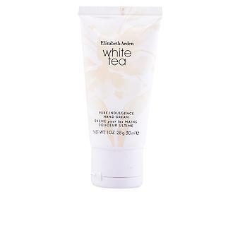 Elizabeth Arden vitt te ren njutning Hand Cream 30 Ml för kvinnor