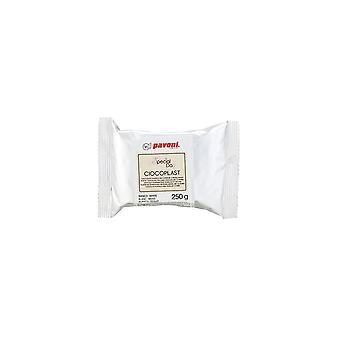 Pavoni Ciocoplast-valkoinen 250g