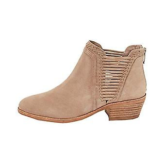 Vince Camuto Pippsy Suede Bootie, 7.5 Khaki /