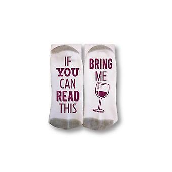 S205 Bring Me Wine-Sock