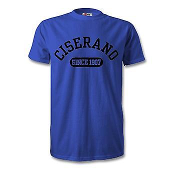 Atalanta 1907 gegründet Fußball Kinder T-Shirt