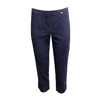 ROBELL Robell Navy Trouser Marie 51576 54401 69
