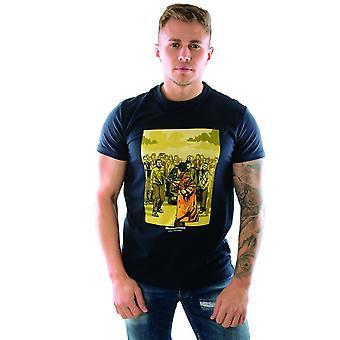 Weekend Offender 'the Firm' 1910 Half Sleeve T-shirt