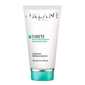 Cleansing and Regenerative Mask Purete Orlane
