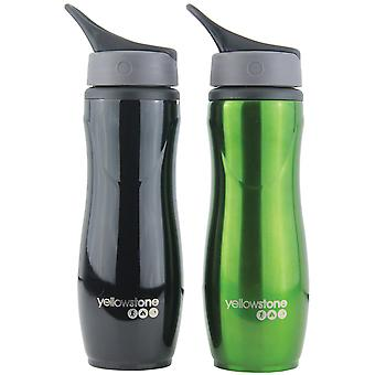 Yellowstone 750ml Sports Bottle With Grip Lid