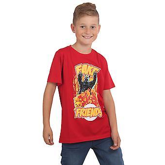 YAKUZA Kids T-Shirt Fake