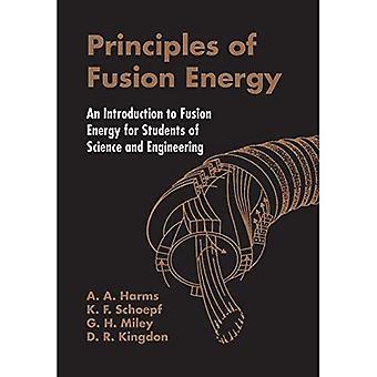 Grundsätze der Fusionsenergie
