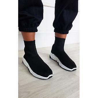 IKRUSH Womens Saint Runner Sock Trainer