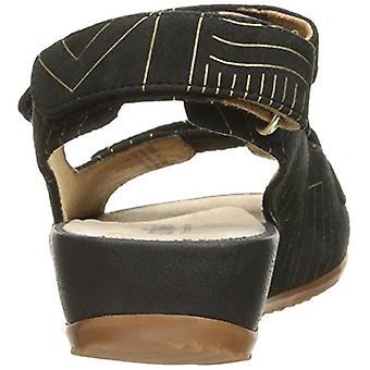 SoftWalk Women's Dana Point Wedge Sandal