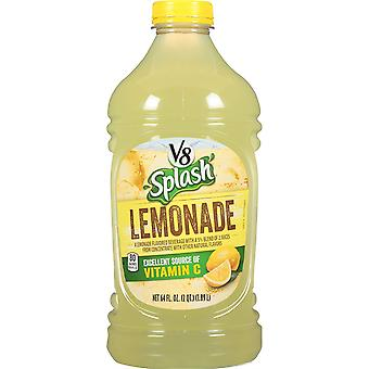 V8 Splash Limonade-( 473 Ml X 12 )