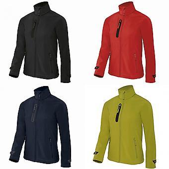 B & C Мужская/Женская X-Lite 3 слоя куртка