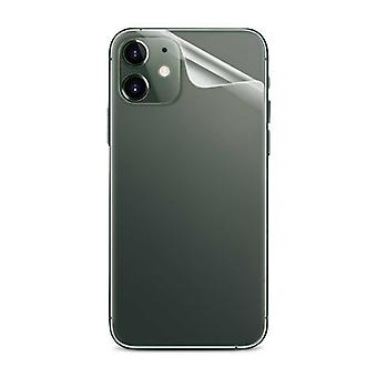 Material certificado® iPhone 11 Pro Transparente Capa traseira TPU Foil Hydrogel Protector Protector Capa