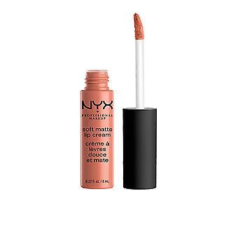Nyx Soft Matte Lip Cream #prague 8 ml til kvinder