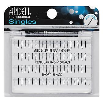 Ardell Singles Regular Short Black