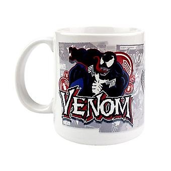 Marvel, mug-Venom Comic Covers