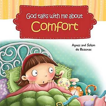God Talks With Me About Comfort Facing My Fears at Bedtime by de Bezenac & Agnes