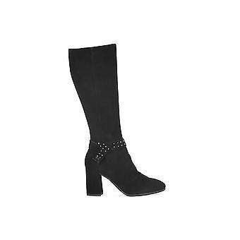 Nero Giardini Capra Scamosciato 909434100 scarpe universali da donna d'inverno