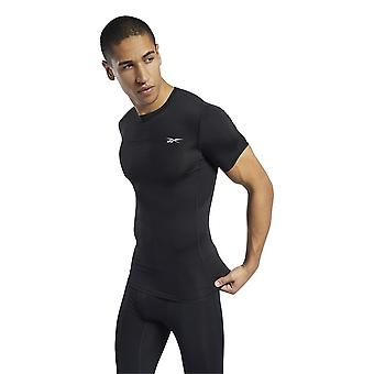 Reebok Workout Ready Kompression FP9118 laufenden Sommer Herren T-shirt