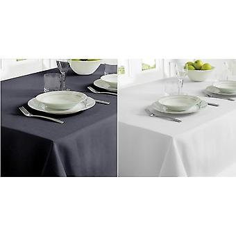 Home & Living Linen Look Tablecloth