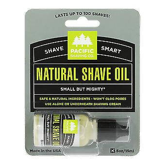 Pacific Shaving Co. Natural Shave Oil 15ml